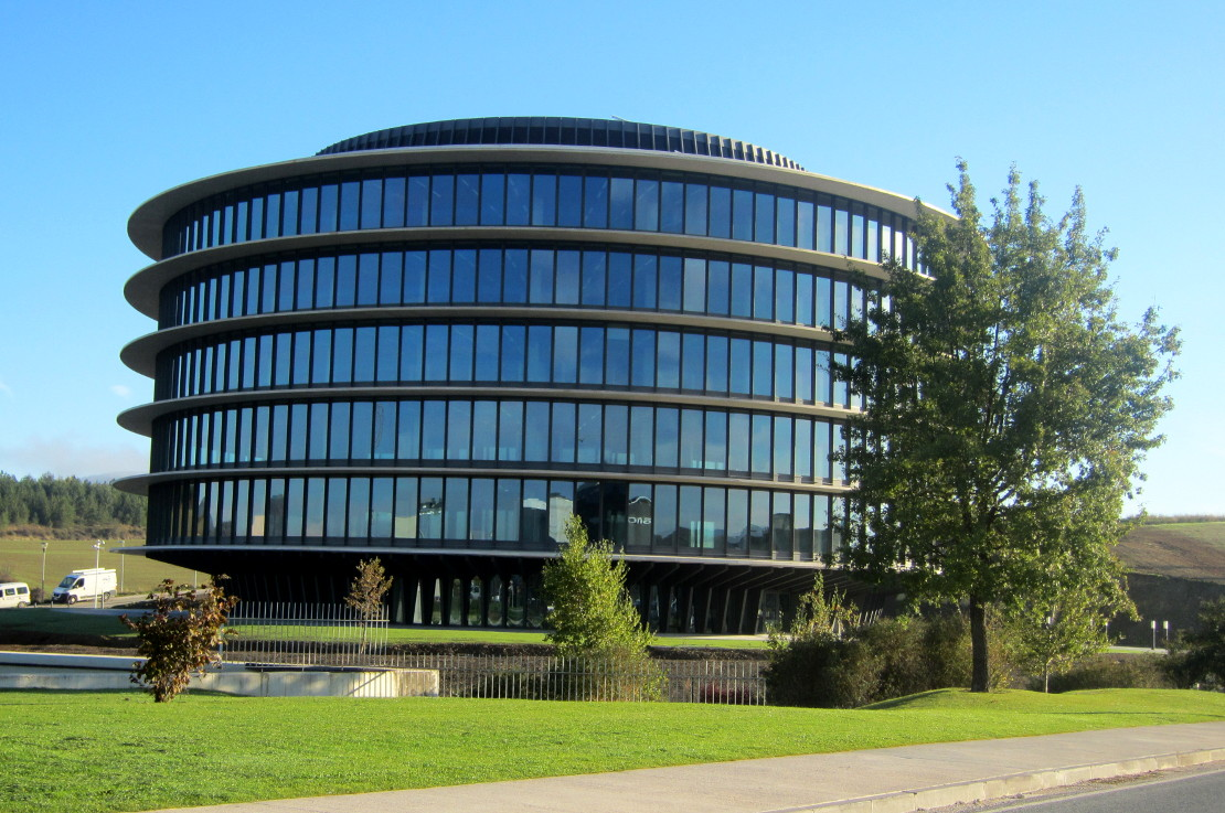 Gamesa Offices