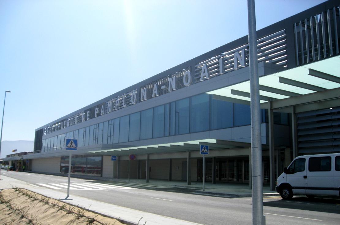 Aeropuerto de Noain - Naserges